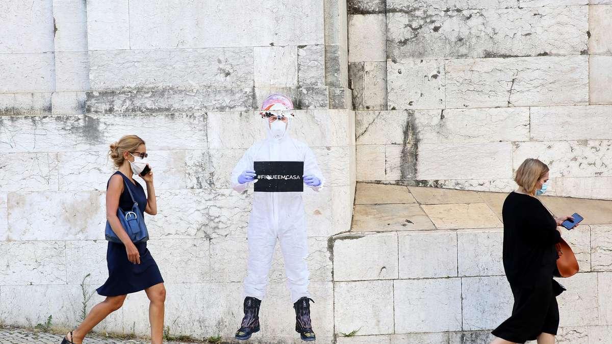 """Photo of Corona-Gesichtsmaske: Die erste Gesichtsmaske tötet Viren """"innerhalb von Minuten"""" ab."""