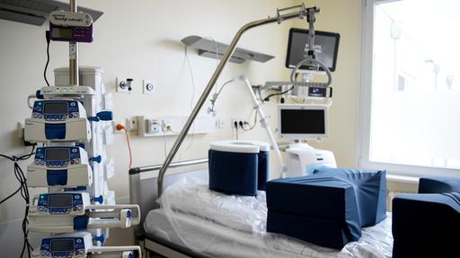 Photo of Covid Krankenhaus 19 Fälle: Wenn die Beatmung nicht spart