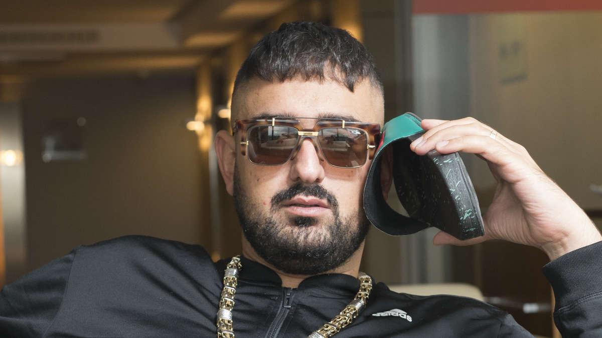 Der Befehl des Rapper kommt mit Schusswunden im Krankenhaus an - was ihn jetzt bedroht