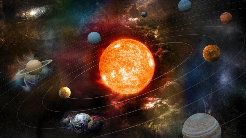 Photo of Die Animation des Sonnensystems zeigt, wo sich das reale Zentrum befinden kann