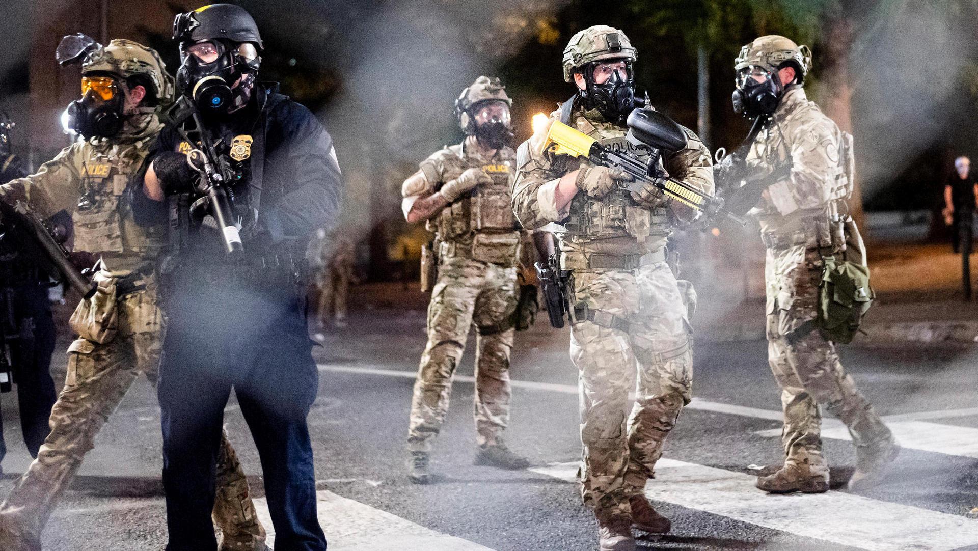 Photo of Donald Trump bedroht andere Städte mit der Bundespolizei