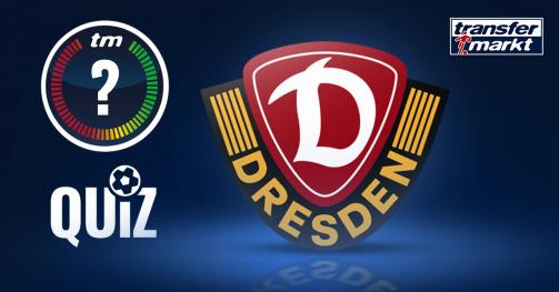 TM Quiz: 10 Fragen zu Dynamo Dresden