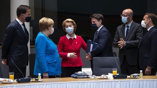 Photo of EU Corona Aid Summit: Erster Erfolg in Brüssel