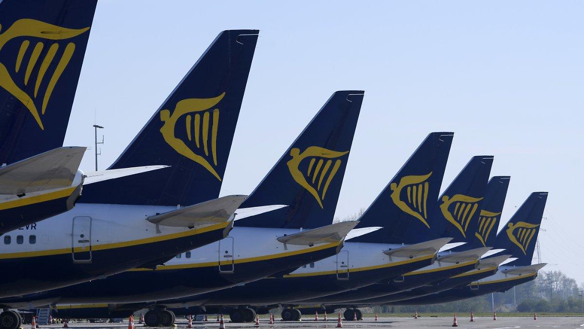 Photo of Erreichen Sie die deutschen Spiele: Ryanair will das Elend der Lufthansa ausnutzen