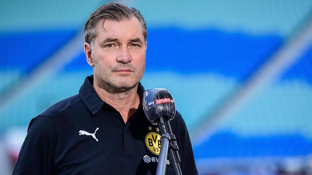 """Photo of FC Bayern, BVB und RB Leipzig """"ein Risiko""""? Zorc ist gegen PSG"""
