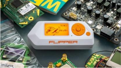 Flipper Zero: Ein zerfetztes Tamagotchi
