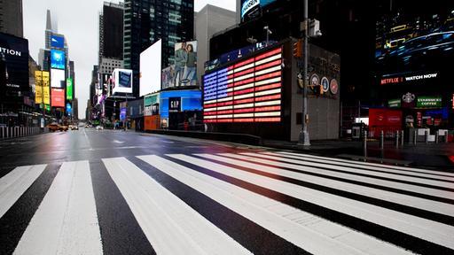 Folgen der Koronapandemie: Der historische wirtschaftliche Abschwung in den USA