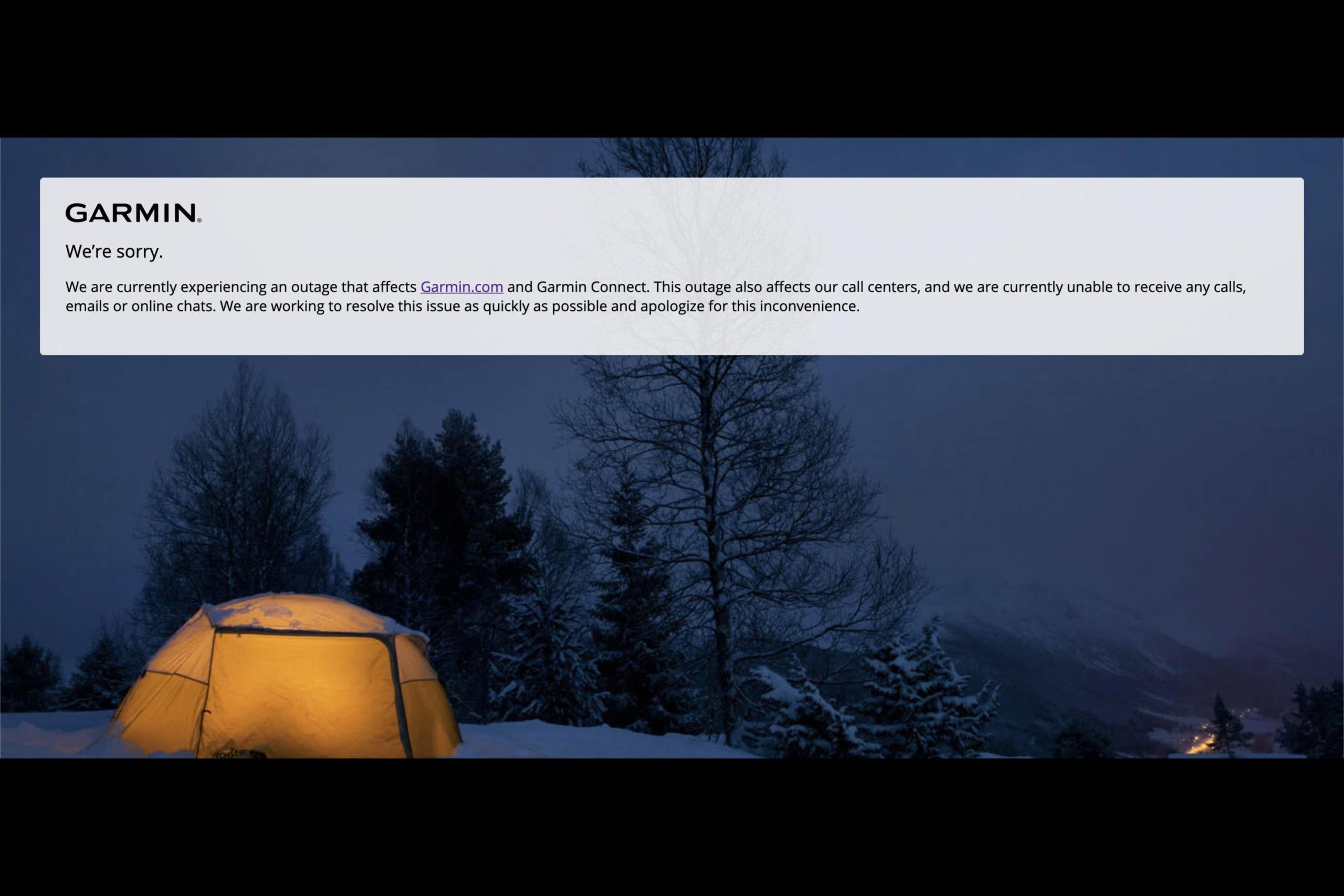 Photo of Garmin: Vollständiger Fehler nach einem Cyberangriff [Update]