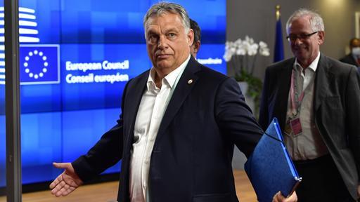 Photo of Gespräche über Corona-Hilfe: irritierende Stimmung auf dem EU-Gipfel