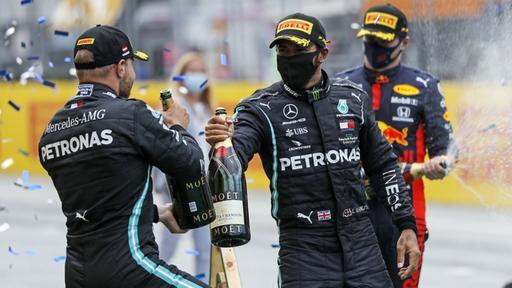 Photo of Grand Prix der Steiermark: Hamilton gewinnt – Ferrari ist von sich aus verlegen