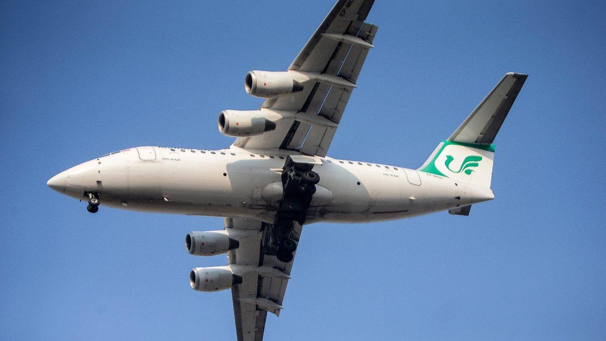 Photo of Iran vermutet Bogenfeinde: Kampfflugzeuge nähern sich Passagierflugzeugen