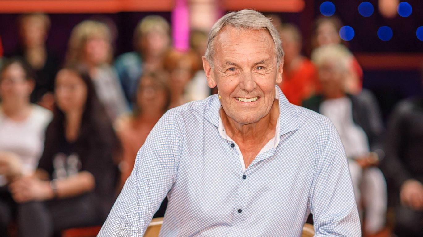 Ist es das Ende seiner langen Karriere im Fernsehen?