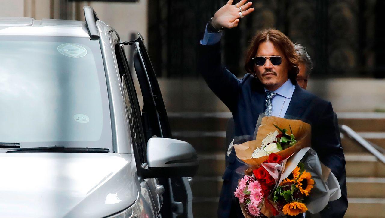"""Photo of Johnny Depp: """"Sun"""" -Anwälte greifen Schauspieler im Diffamierungsprozess hart an"""