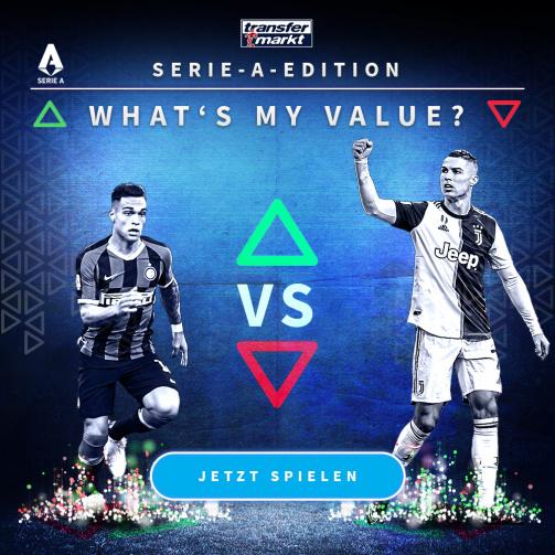 © imago images / TM - Wie hoch ist Ihre Punktzahl?  Probieren Sie jetzt das neue Whats My Value-Spiel in der A-Edition-Serie aus!