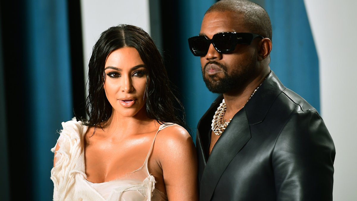 """Kanye schimpft mit Kim: Wollte Kardashian ihren Ehemann """"führen""""?"""