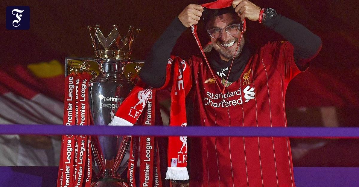 Klopp bringt den Premier League Cup nach Liverpool zurück