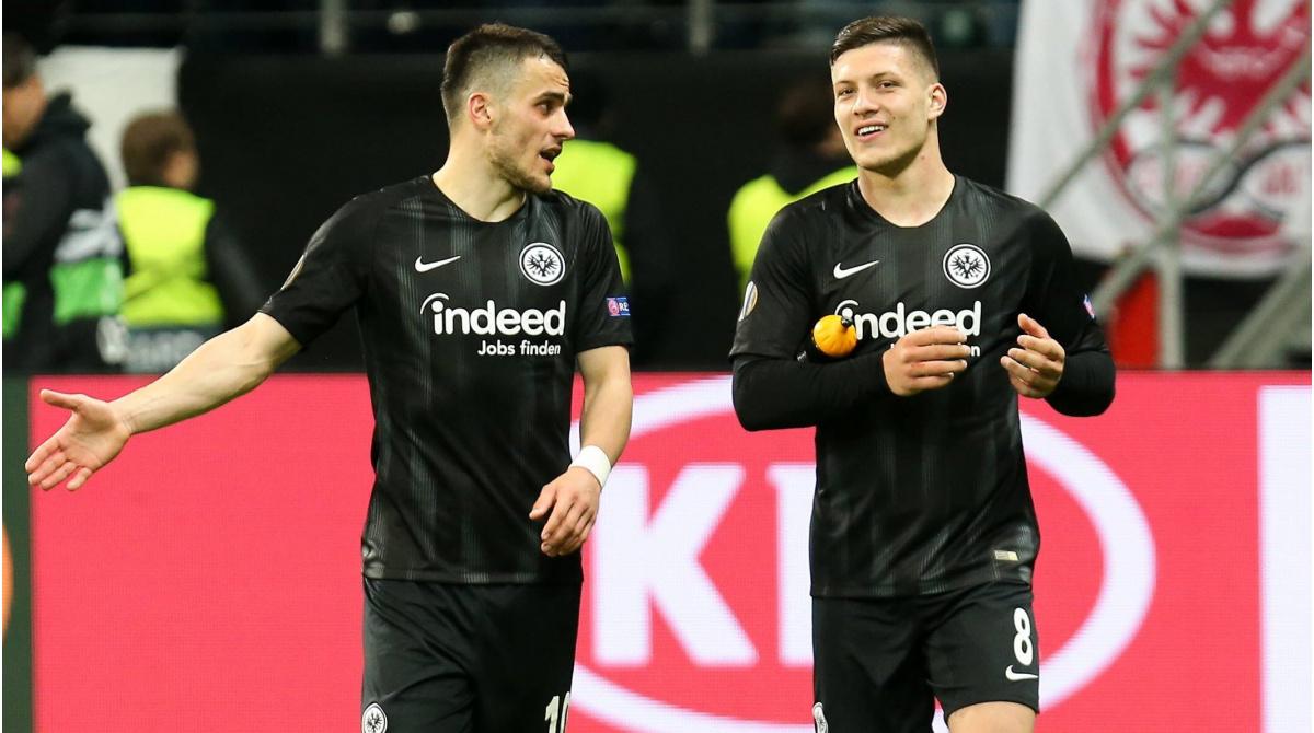 Photo of Kovac will das ehemalige Eintracht Frankfurt Duo Jovic und Kostic für den AS Monaco