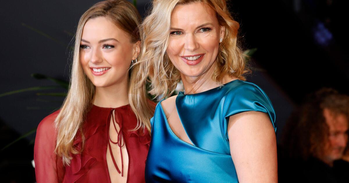Photo of Lilly Krug: Veronica Ferres 'Tochter besucht die Schauspielschule in LA