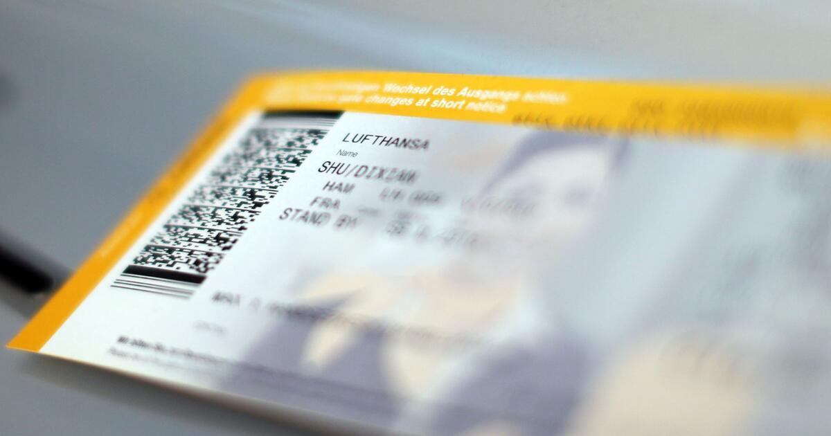Photo of Lufthansa: Die Rückerstattungsabwicklung dauert vier bis sechs Wochen