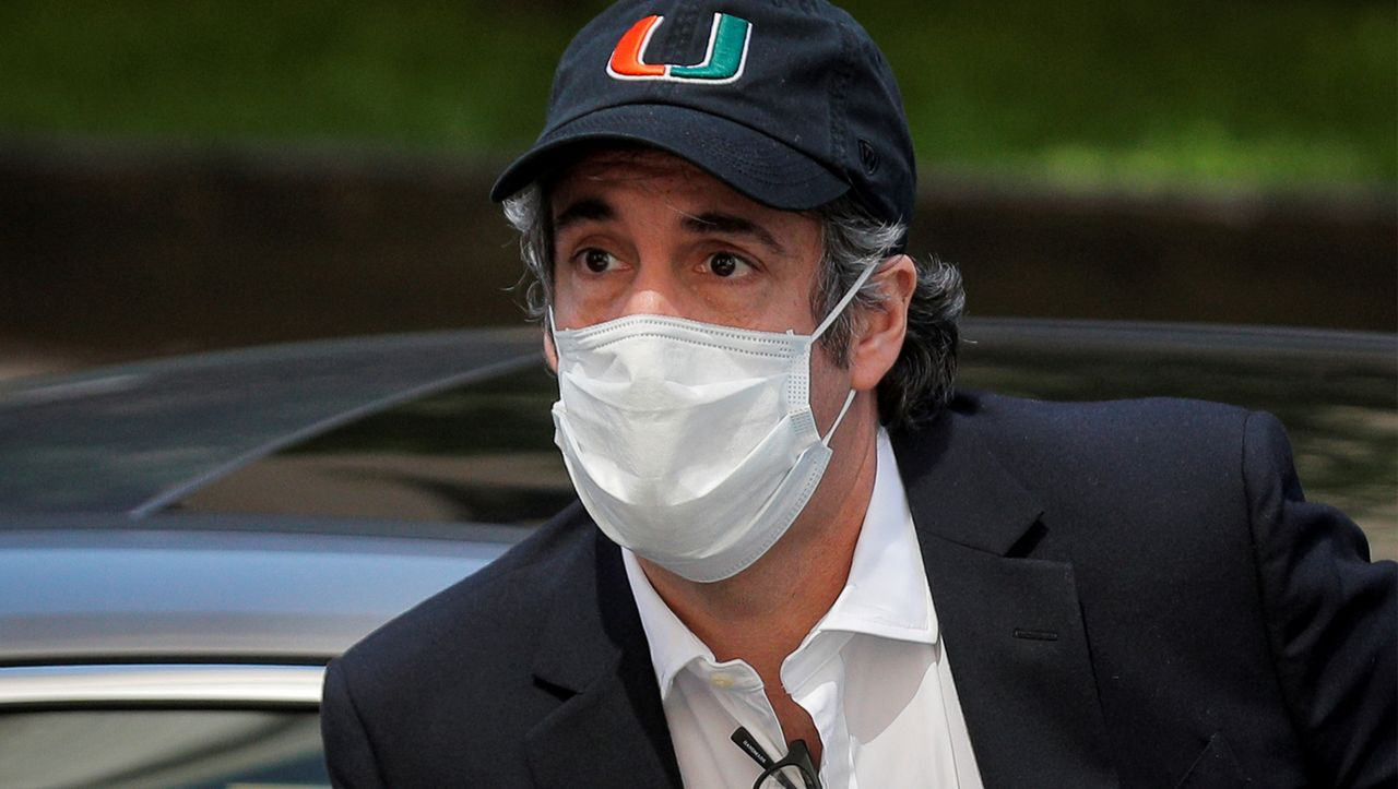 Photo of Michael Cohen soll aus der Haft entlassen werden