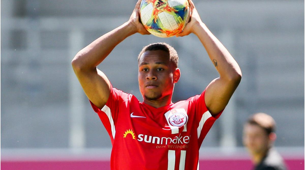 Photo of Nach Keita-Ruel kommt auch Nartey nach Sandhausen – Leihgabe vom VfB Stuttgart