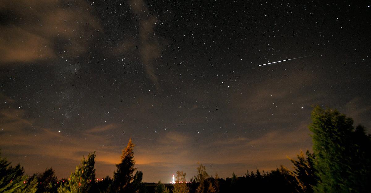Photo of Perseiden 2020: Sehen Sie die Sternschnuppen – wann und wo möglich heute Abend – Weltraum