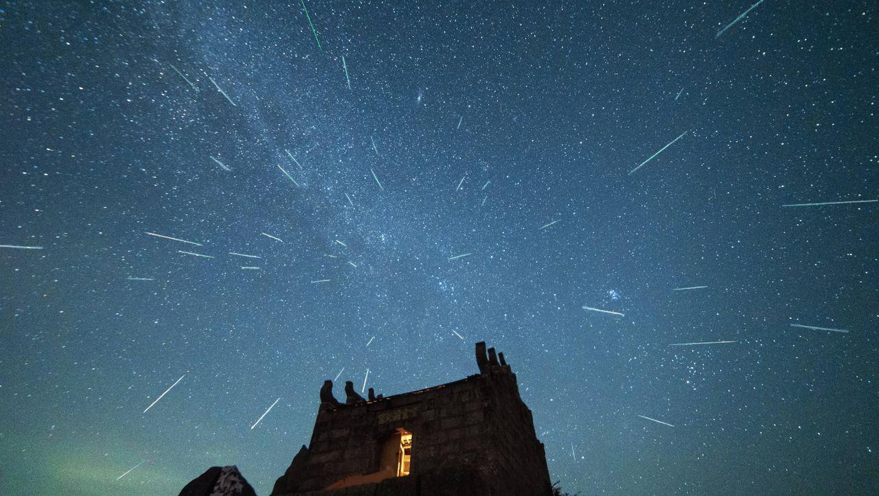 Perseiden: Der Gipfel der Sternschnuppen ist nahe - dies ist der beste Weg, um ihn zu beobachten