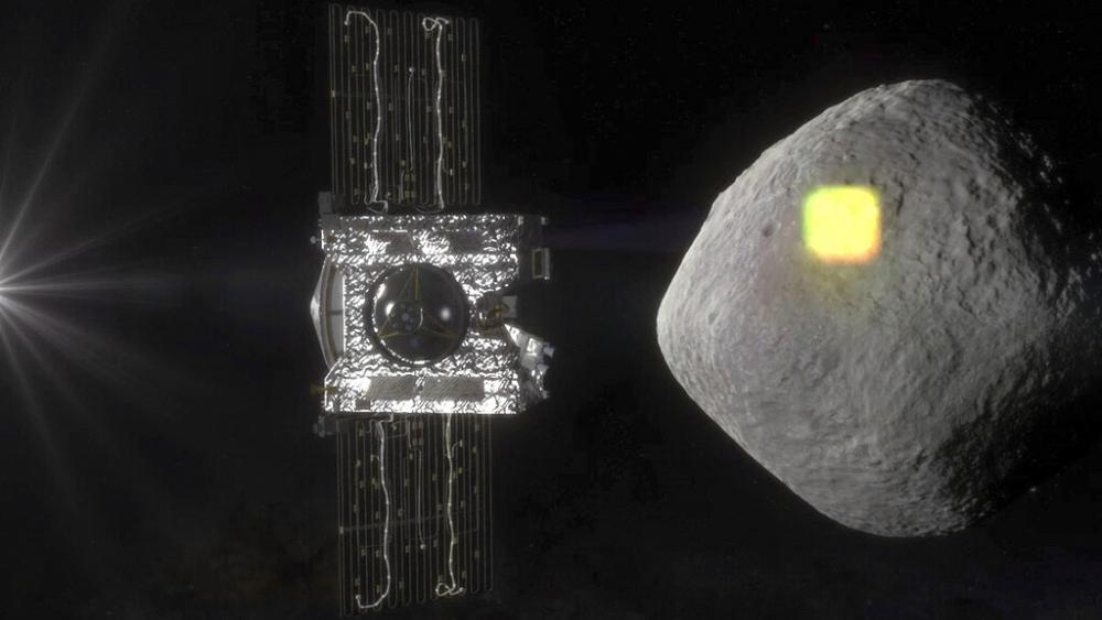 """Photo of """"Potenziell gefährlich"""": Der Riesen-Asteroid 2020 ND fliegt heute zur Erde"""
