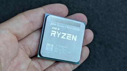 Ryzen Pro 4750G / 4650G im Test: mit Abstand die besten Desktop-APUs