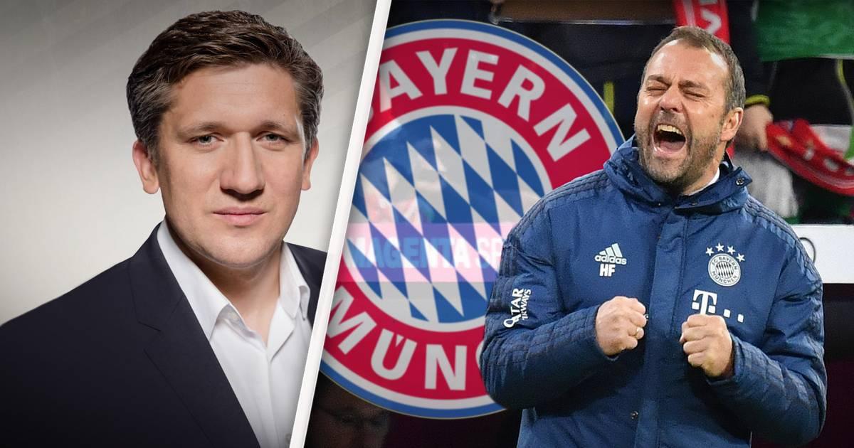 SPORT1 kommentiert die Auslosung beim FC Bayern, RB Leipzig