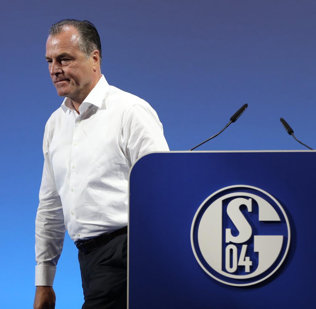 Tönnies tritt als Vorsitzender des Aufsichtsrats von Schalke zurück