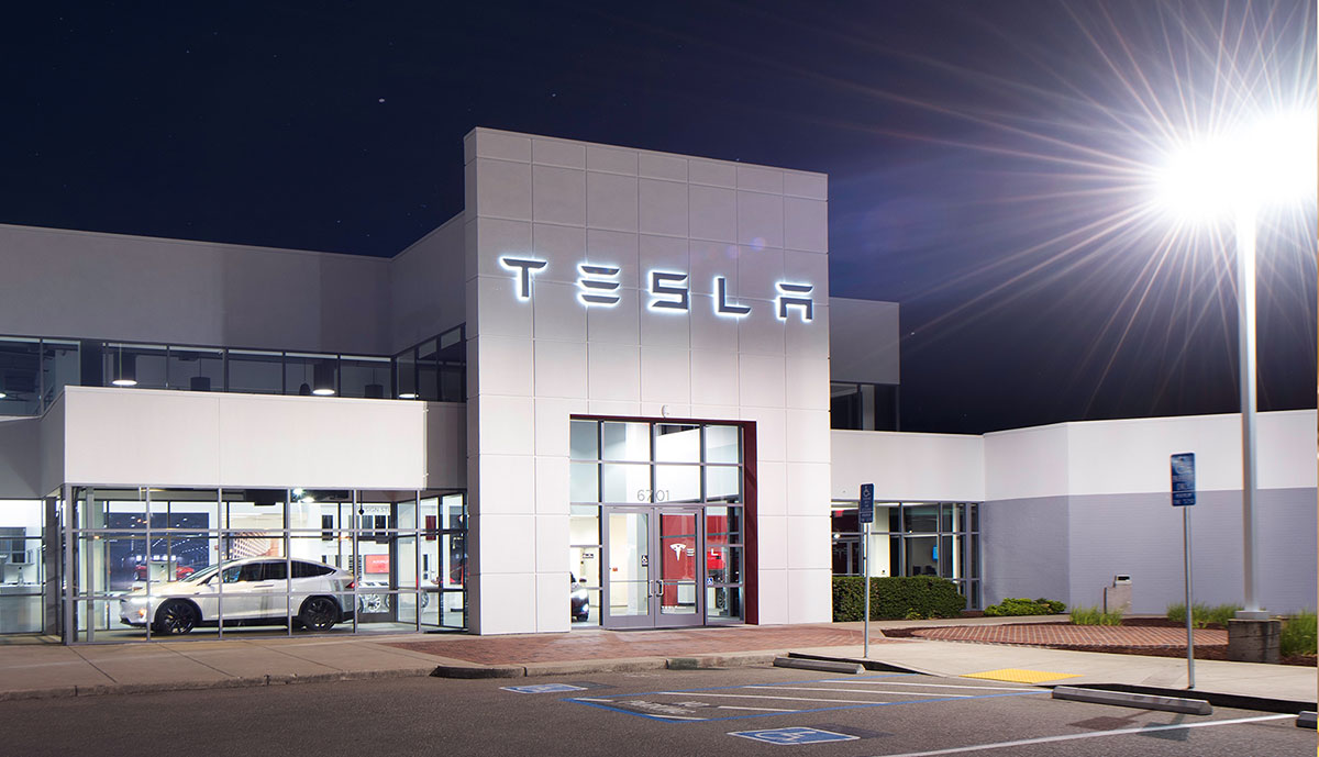 Photo of Tesla bietet Wettbewerb für elektronische Fahrzeugtechnologie und -software