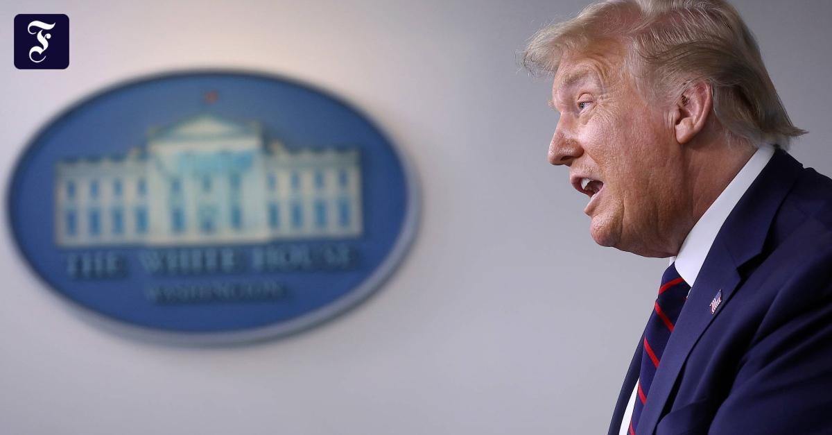Photo of Trump fordert die amerikanischen Bürger auf, Masken zu tragen