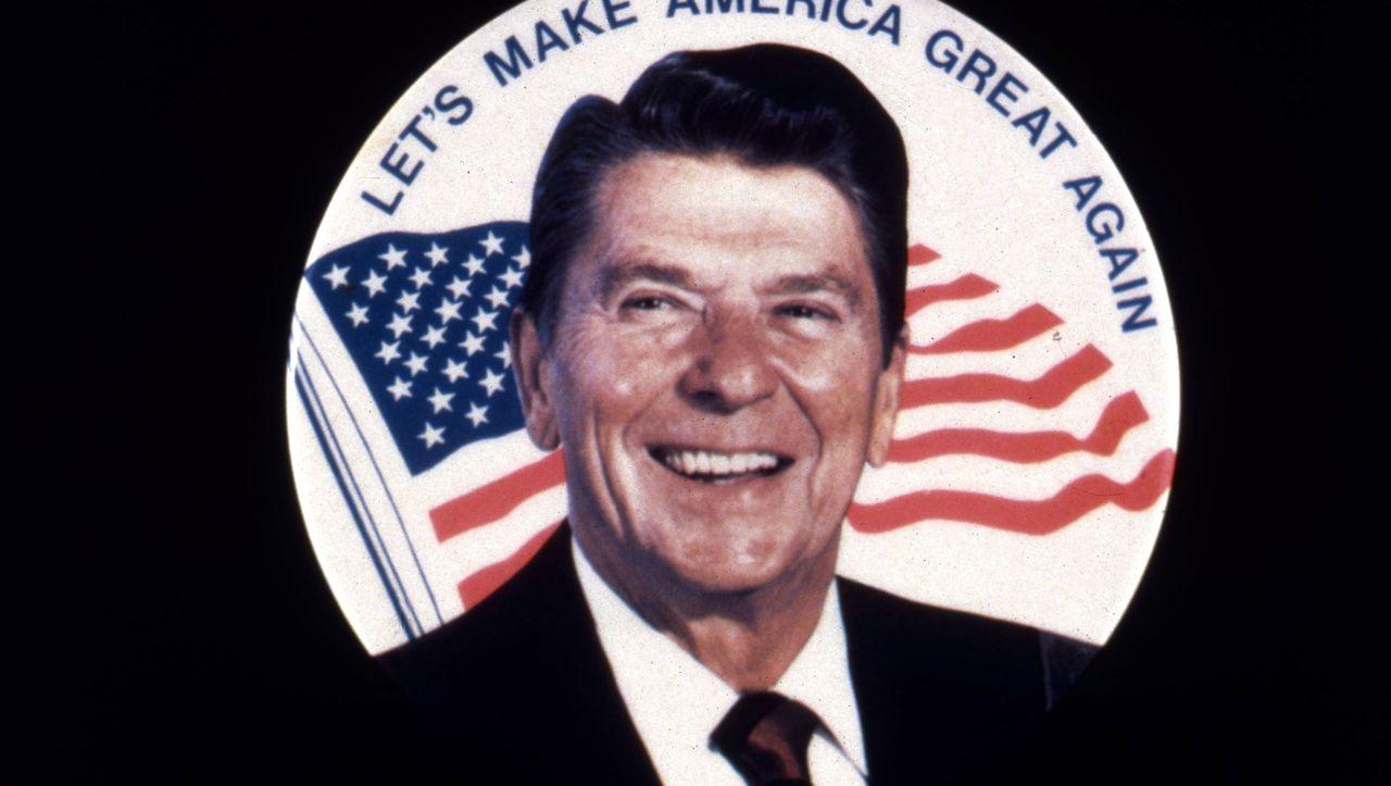USA: Die Ronald Reagan Foundation verbietet Werbung für die Donald Trump-Kampagne