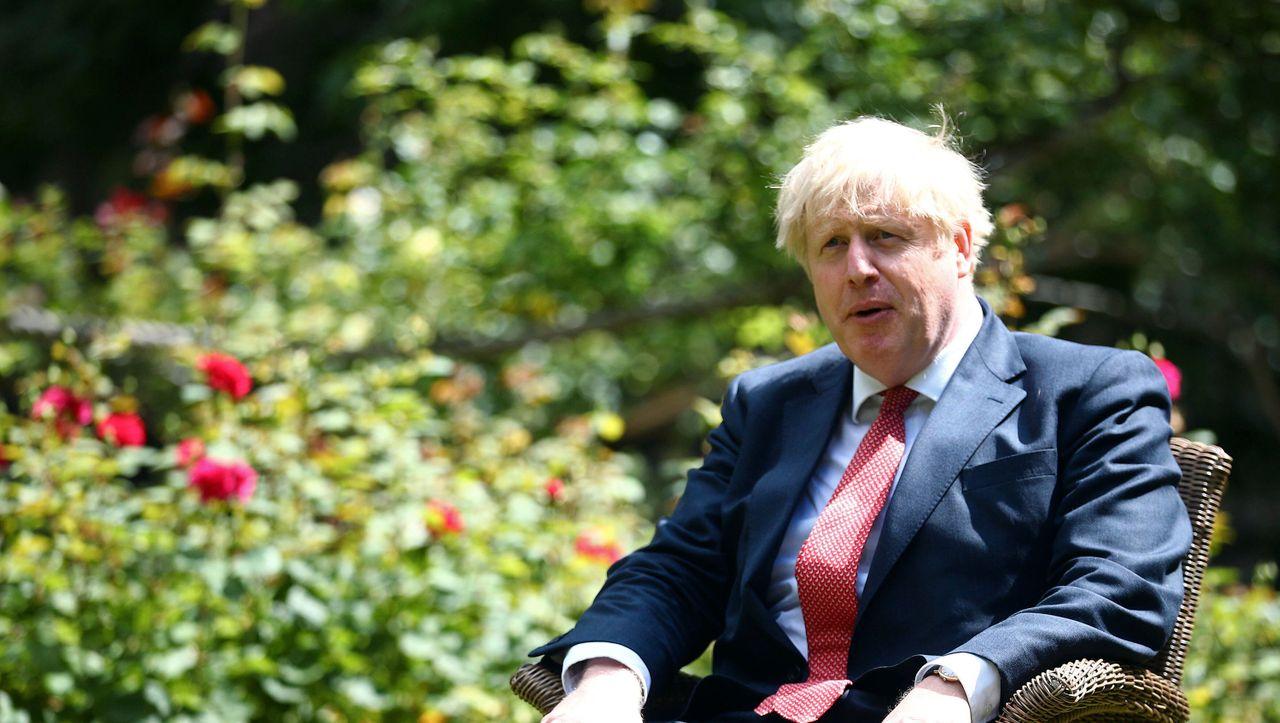 Photo of Vereinigtes Königreich: Bericht über russische Intervention – Tennisspiele mit Boris Johnson