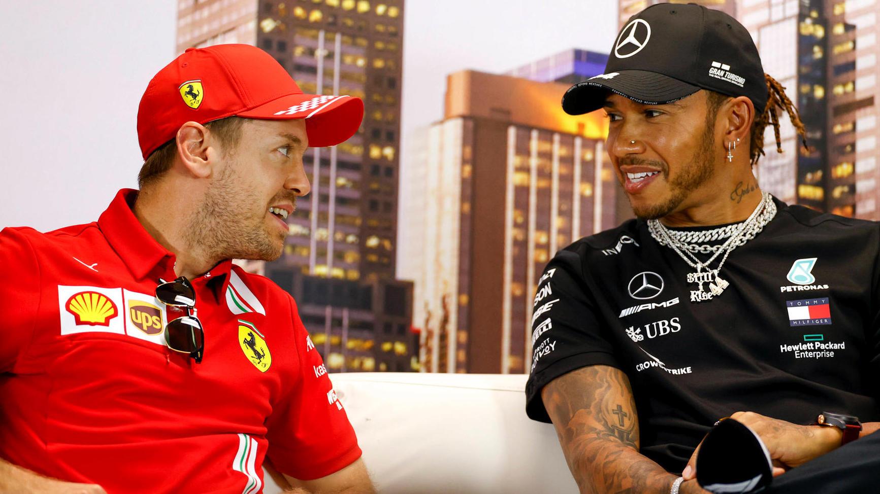 Photo of Vettel und Hamilton für die Zukunft – was noch?