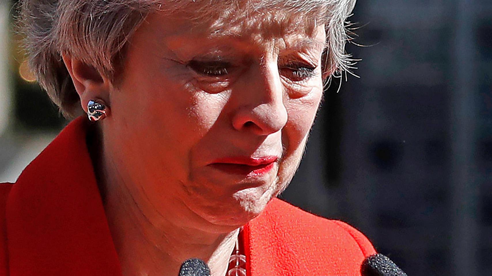Photo of Was macht Teresa May wirklich?
