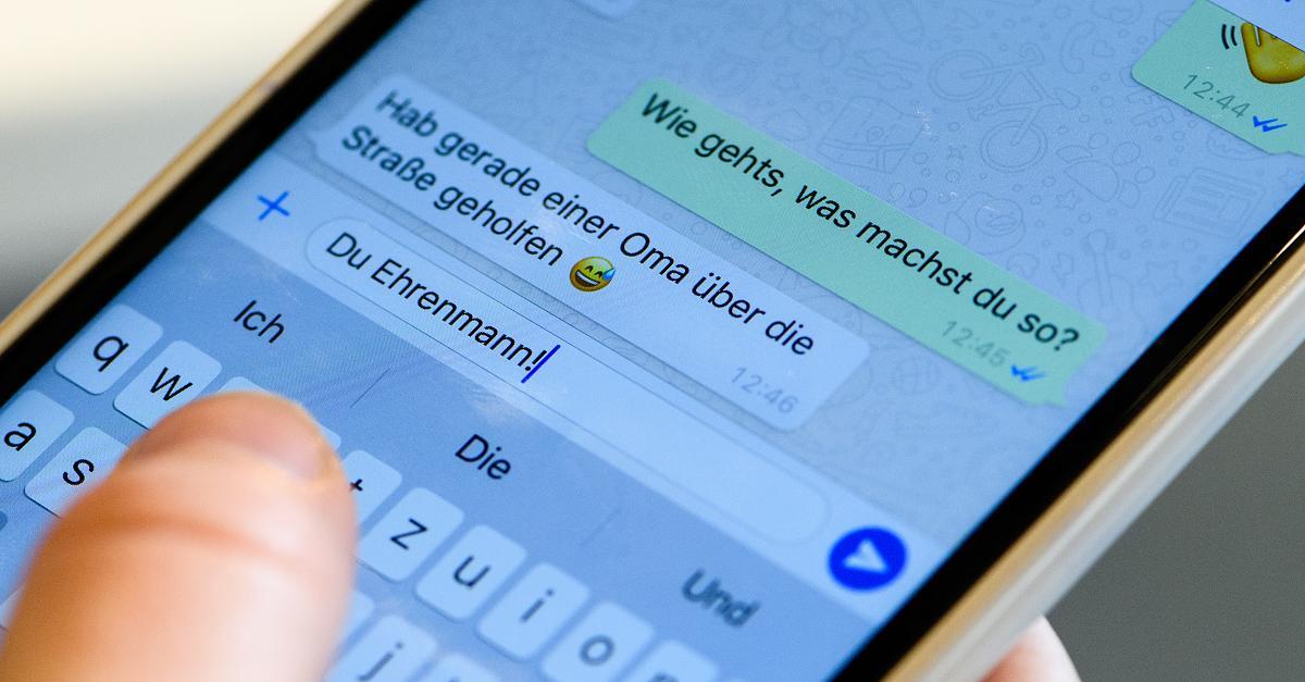Photo of WhatsApp: Diese geheime Funktion zeigt, mit wem Sie am meisten sprechen