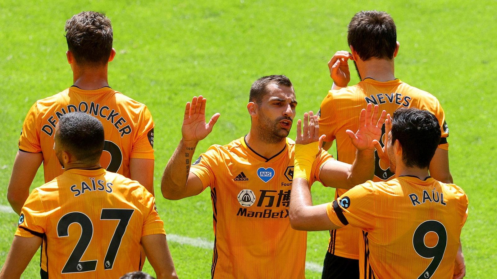 Photo of Wolverhampton überholt erneut den internationalen Fußball Tottenham