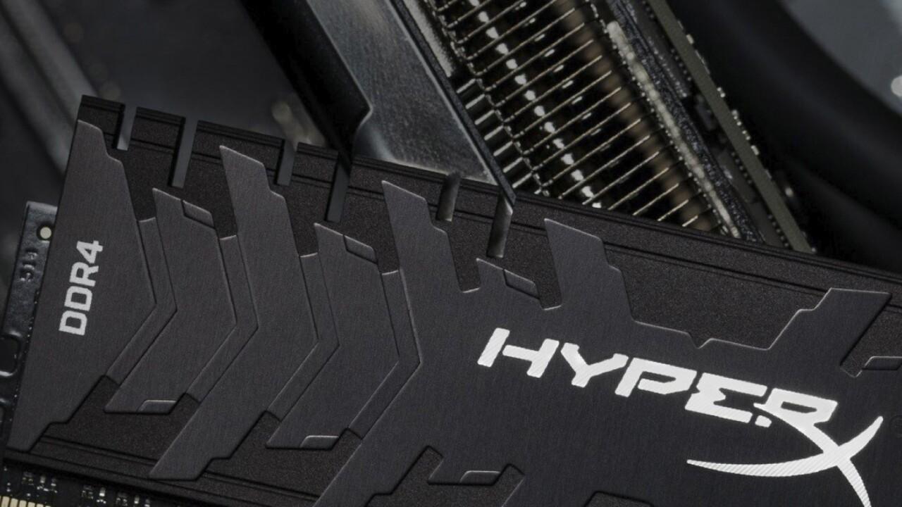Photo of Wut (RGB) und Predator (RGB): HyperX-RAM künftig als 256-GB-Gerät bei 4.800 MHz