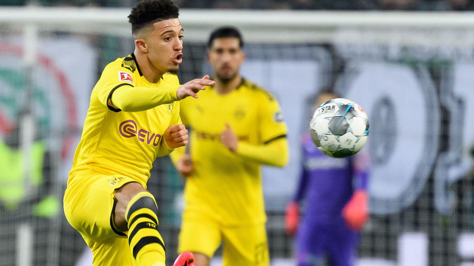 BVB Transfer News: Neuentwicklung in Jadon Sancho |  Fußballnachrichten