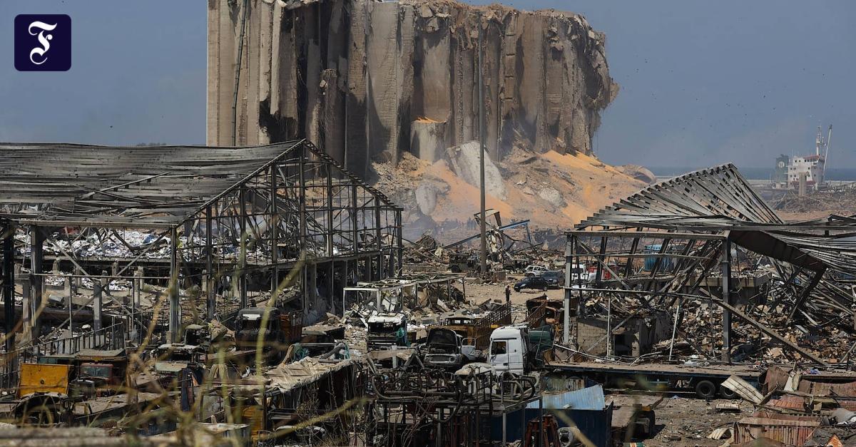 Korruption im Libanon: Entsorgung der giftigen Abfälle in Europa
