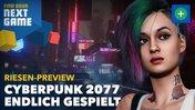 Vier Stunden gespielt: Dies ist Cyberpunk 2077