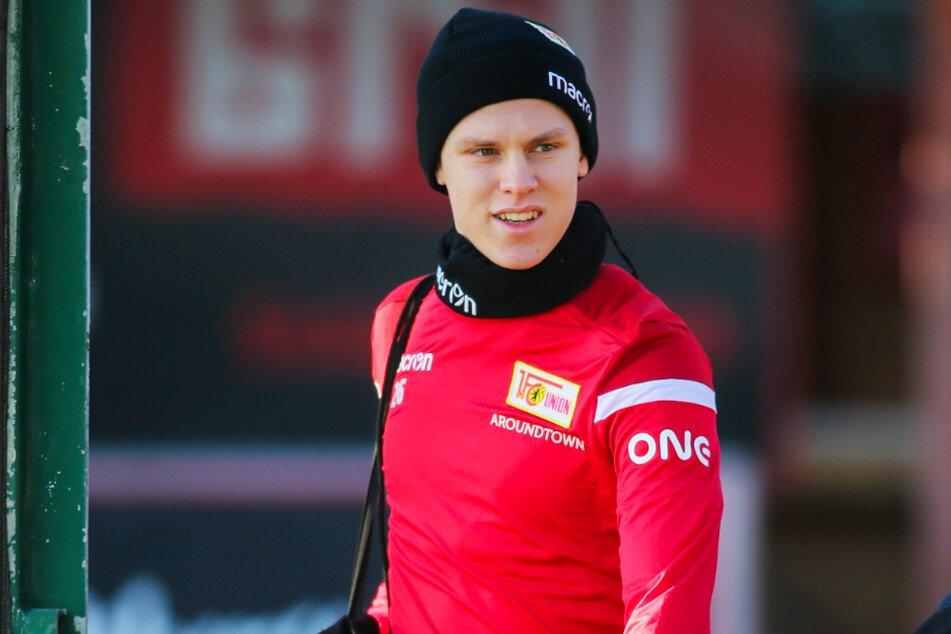 Julius Kade konnte im 1. FC Union Berlin nicht dominieren und wird Iron sicherlich ohne eine einzige Aufgabe verlassen.