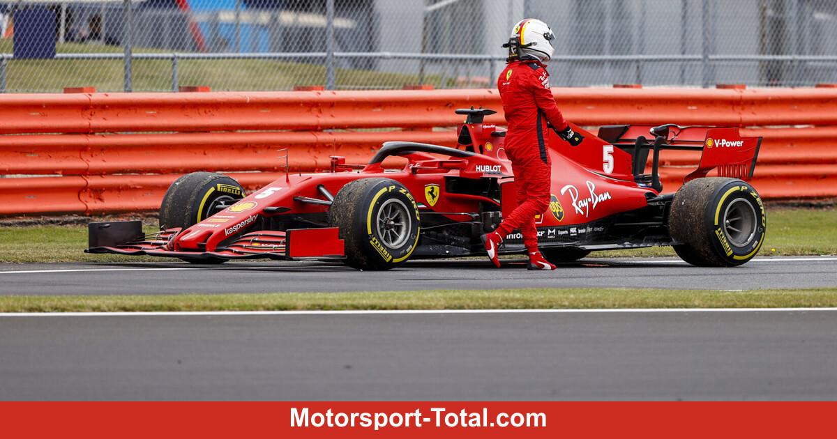 F1 Silverstone 2020: Hamilton dominiert den Vettel-Motorschaden