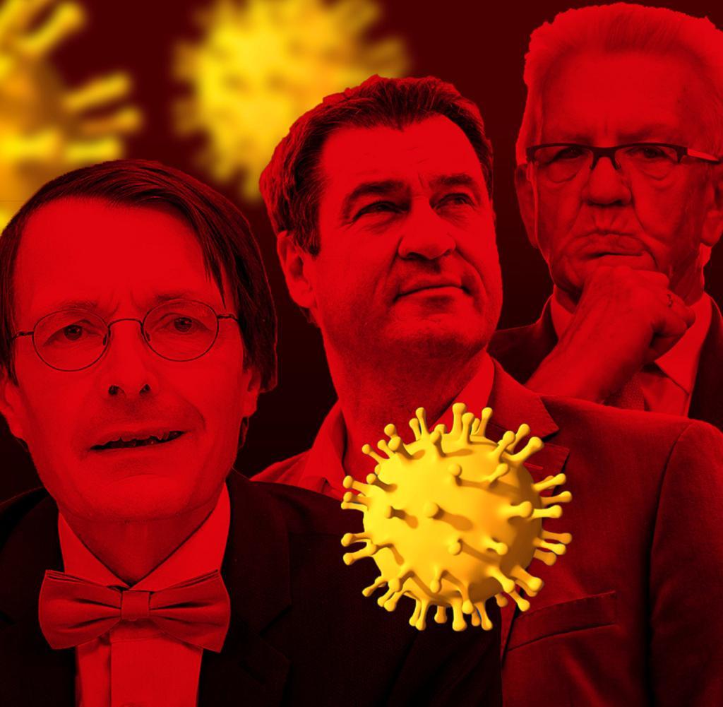 Corona wachsam!  Politiker warnen die Bürger drastisch, lassen sie aber die Zahlen interpretieren