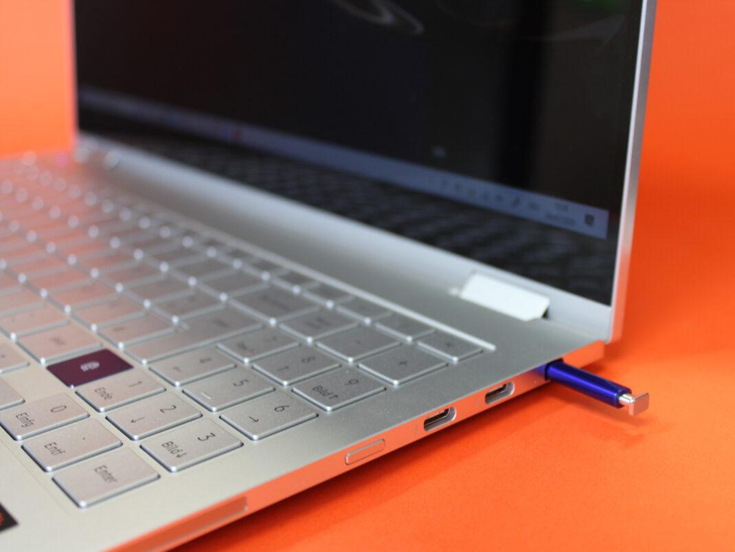 Stift von Samsung Galaxy Book Flex
