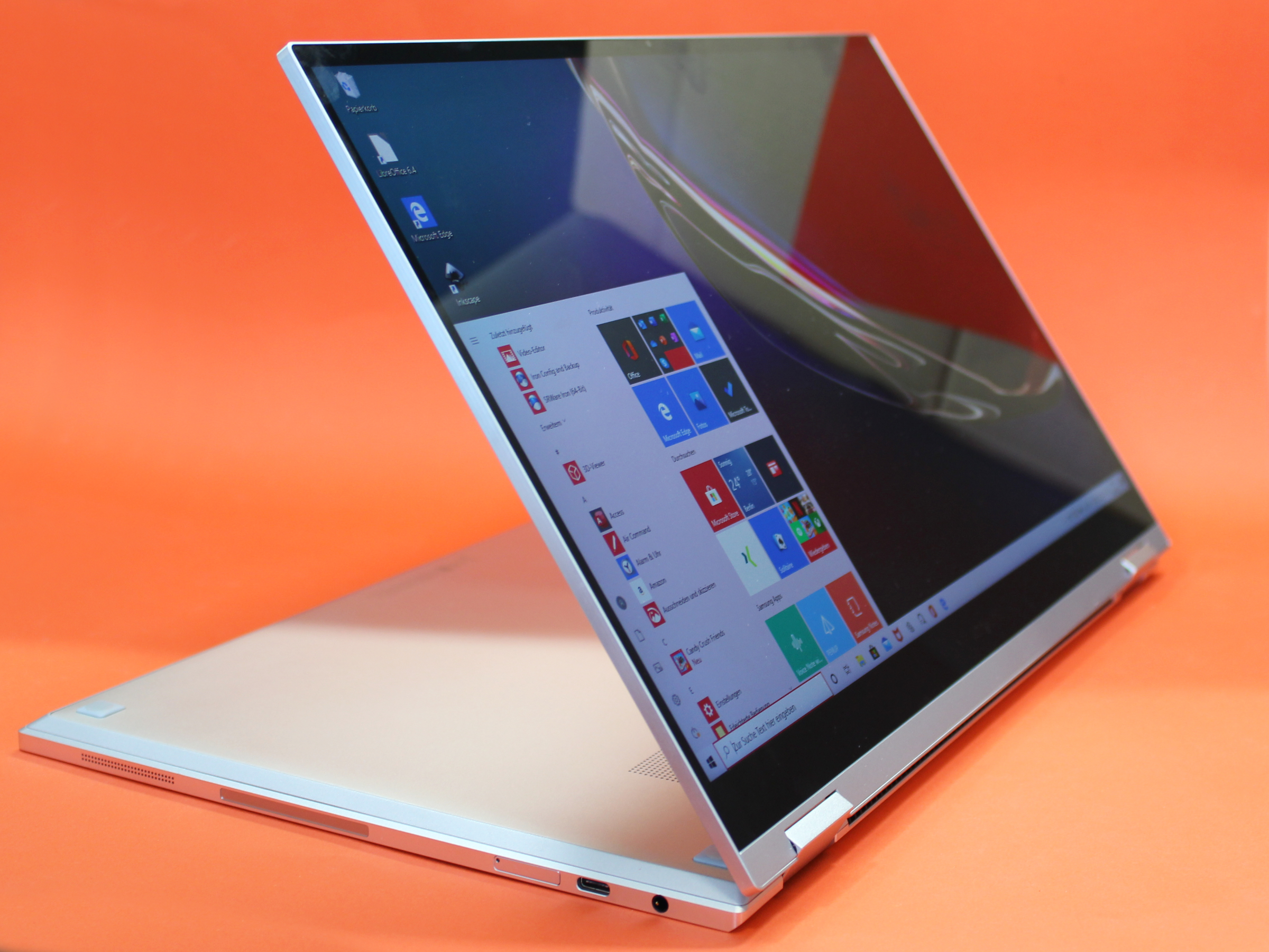 Photo of Samsung Galaxy Book Flex vor Gericht: edler Laptop mit Überraschung