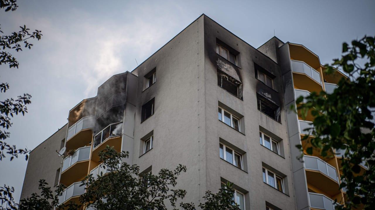 Tschechische Republik: Hochbrand in Bochum - mindestens elf Tote - Nachrichten im Ausland
