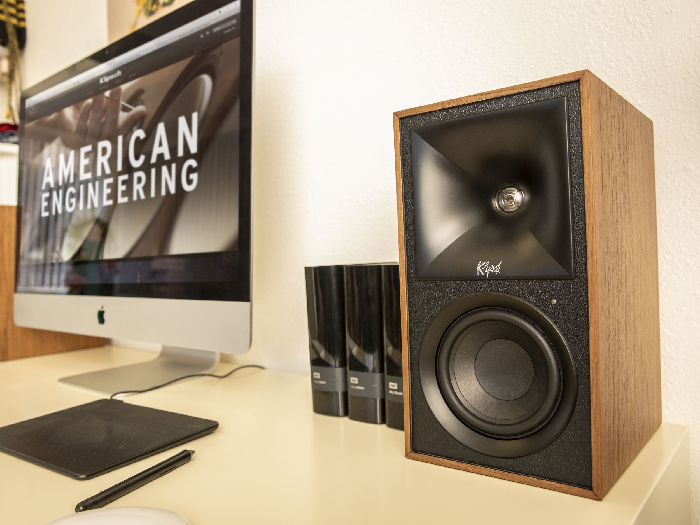 "Photo of Klipsch ""The Fifth"" in der Probe: Attention Boom! Und die Kabel!"